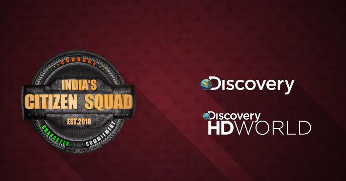 Discovery Channel announces military-themed reality show 'India's Citizen Squad'