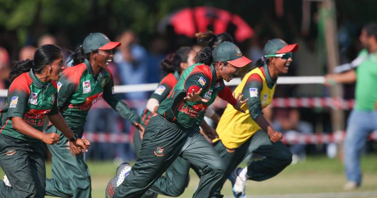 Bangladesh women cricketers get cash promise after Asia Cup triumph over India
