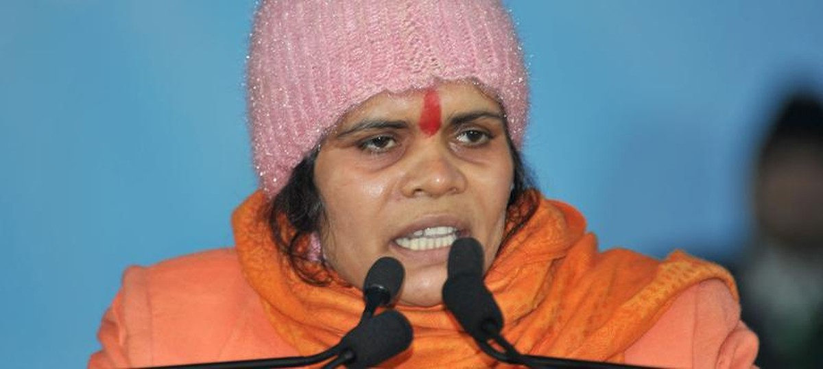 It's time to rid India of Muslims, Sadhvi Prachi says in communal strife-torn Roorkee