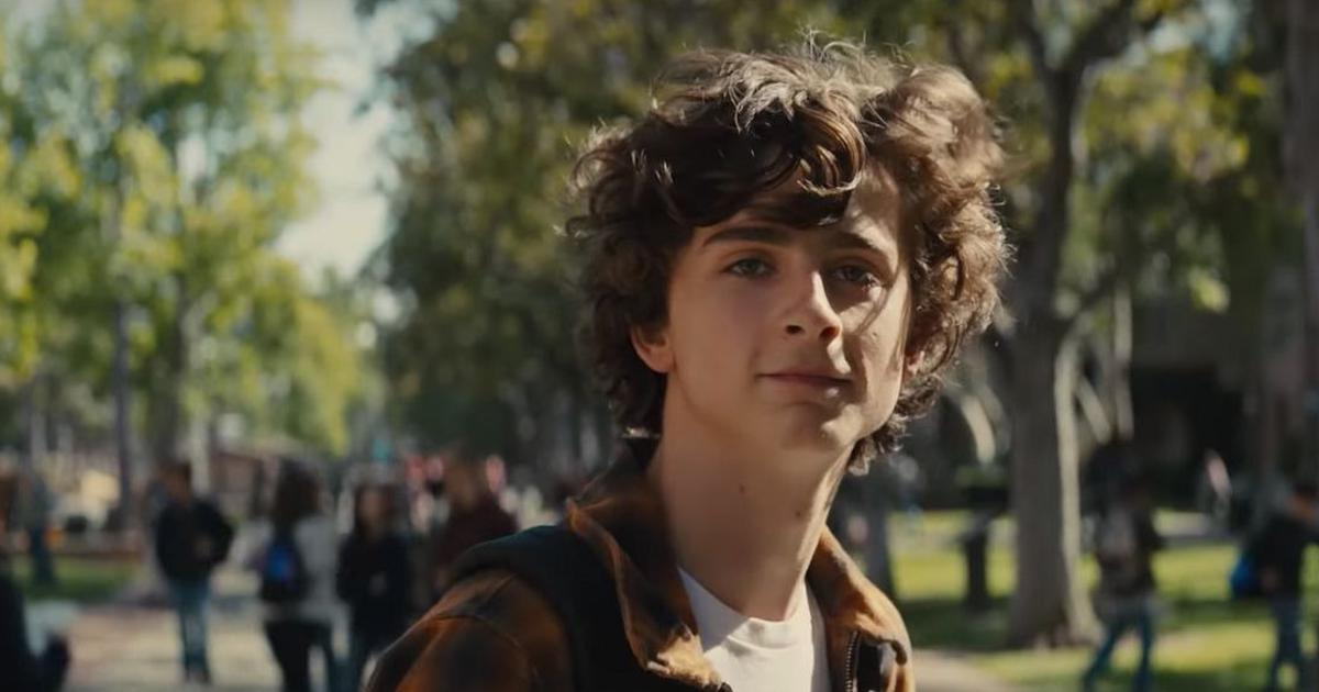 'Beautiful Boy' trailer: Timothee Chalamet battles addiction in movie tipped to be an Oscar magnet