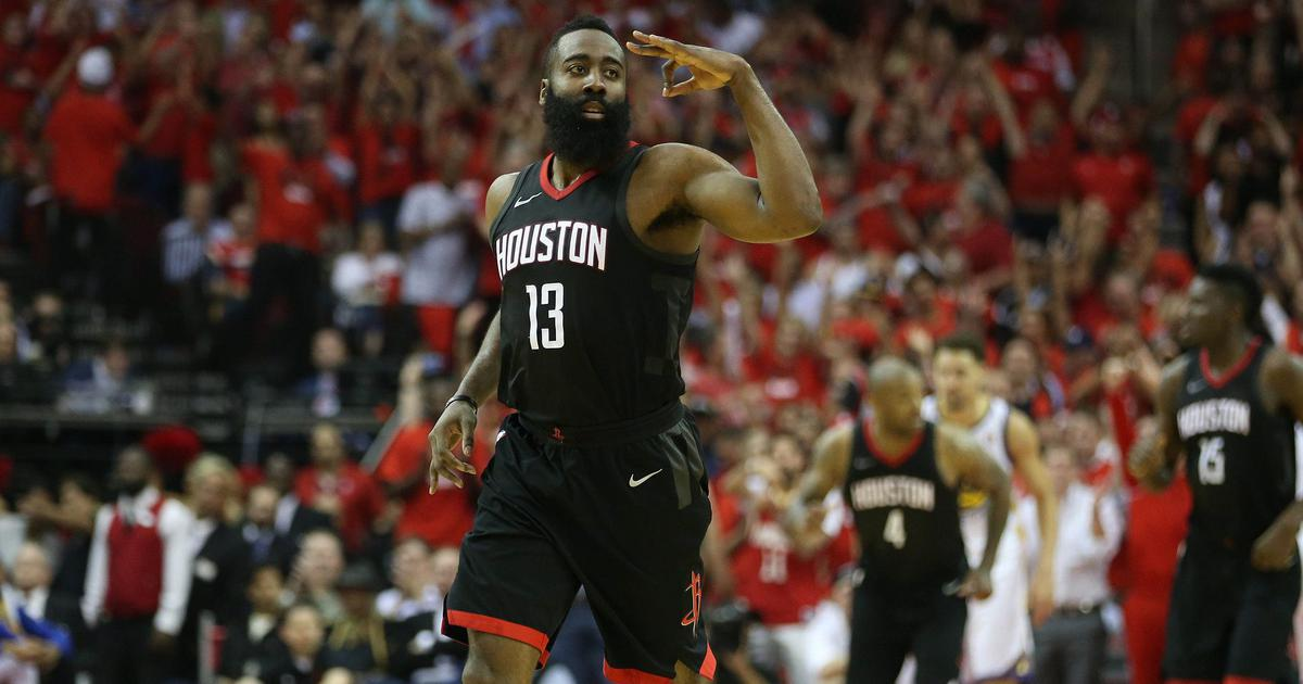NBA: Houston Rockets dominate to level series 1-1 against Golden State Warriors