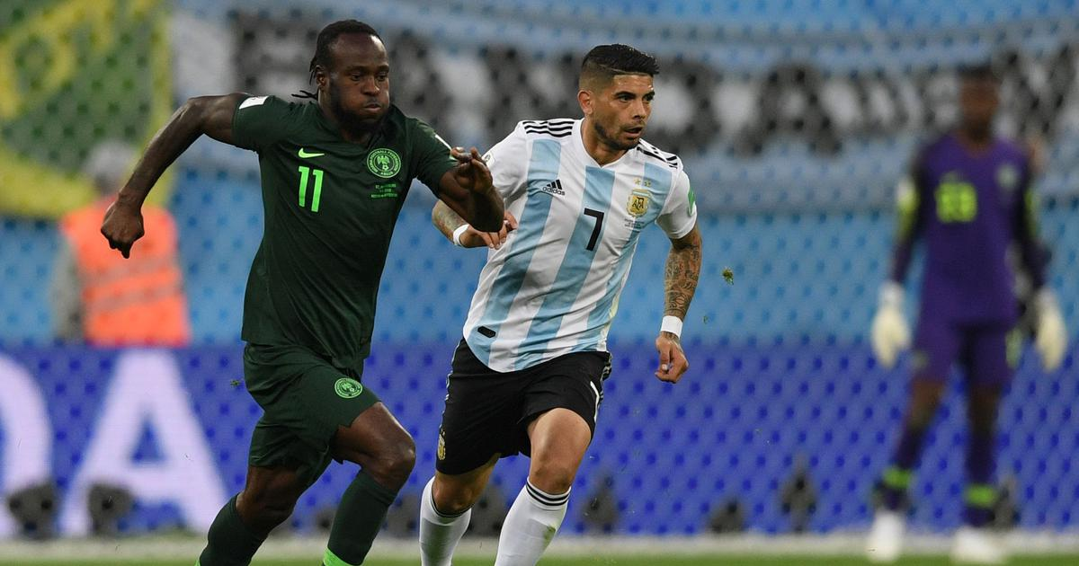 379ad4dc5 Fifa World Cup  Ever Banega is the support cast that Lionel Messi has been  so desperately craving