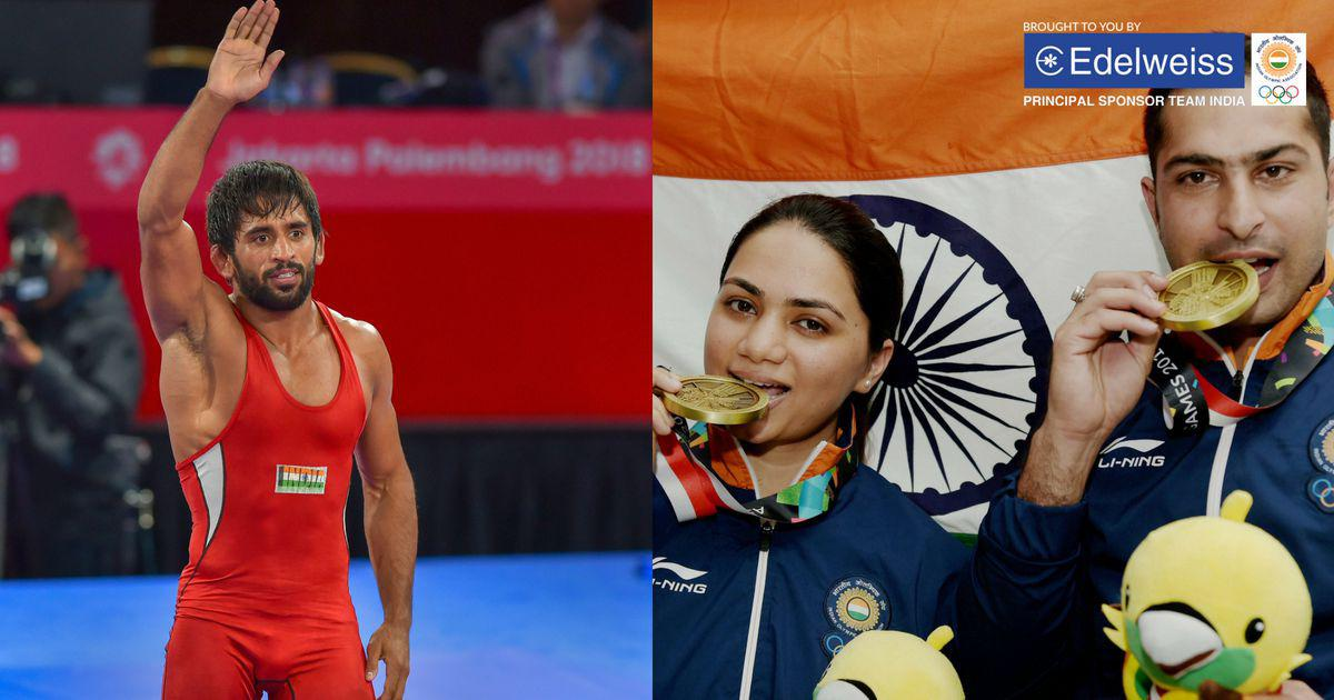 Asian Games, day one as it happened: Bajrang wins India's first gold medal; Apurvi-Ravi bag bronze