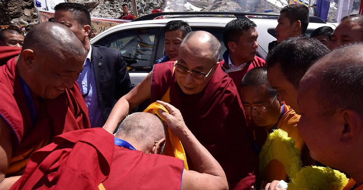 Is the Dalai Lama's 'reincarnation' in Arunachal Pradesh the real worry for the Chinese?