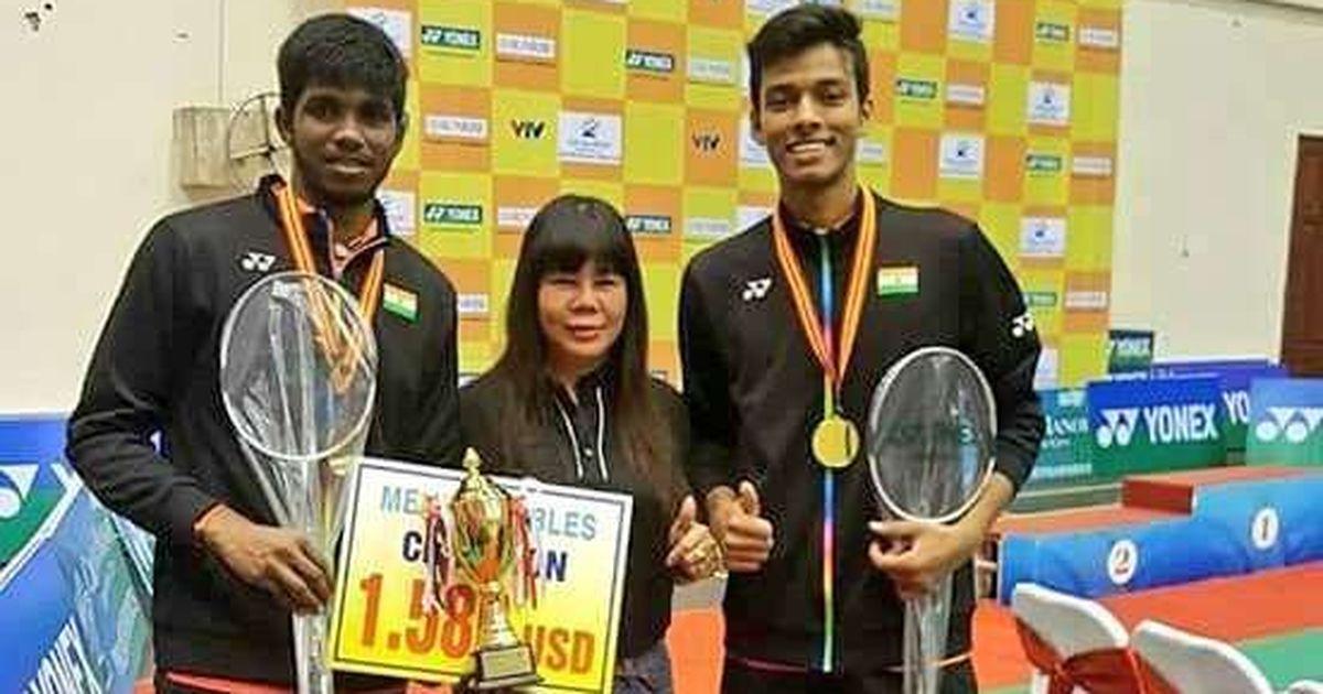 Chirag Shetty-Satwiksairaj Rankireddy clinch Vietnam Open Challenger for first title of the season