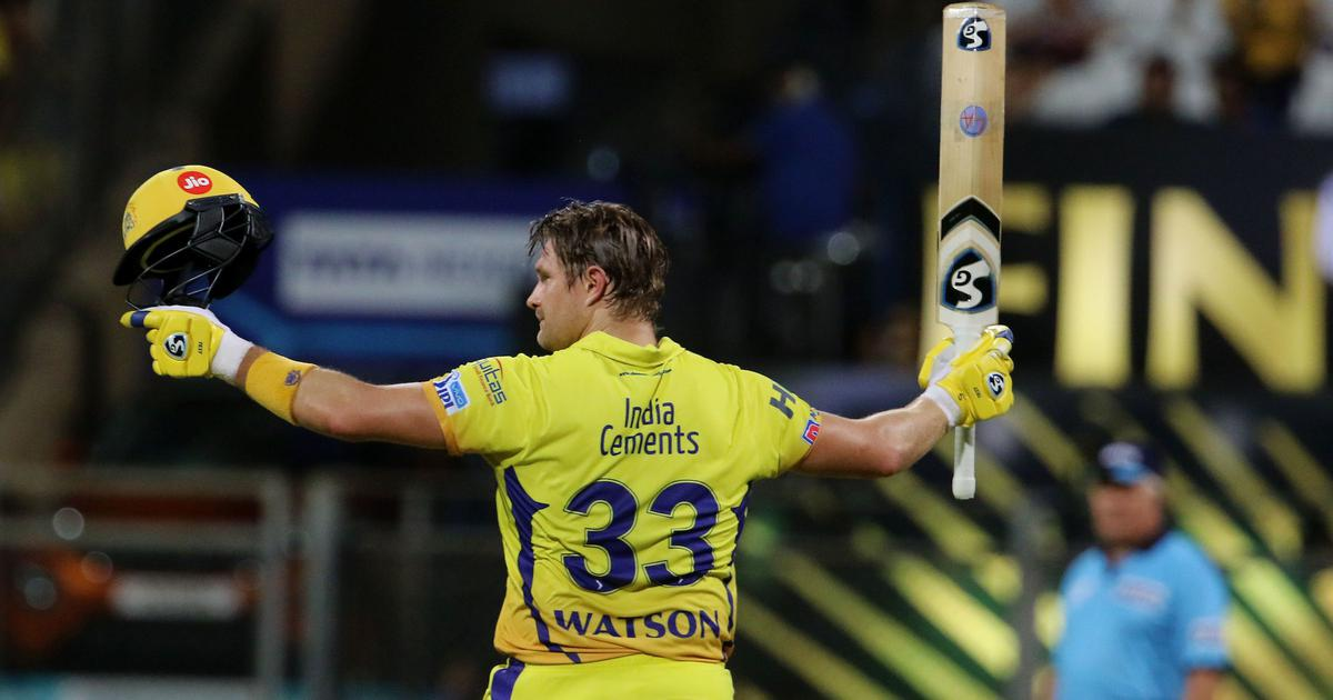 Watch: Shane Watson on why CSK can fight for the title even without Suresh Raina and Harbhajan Singh