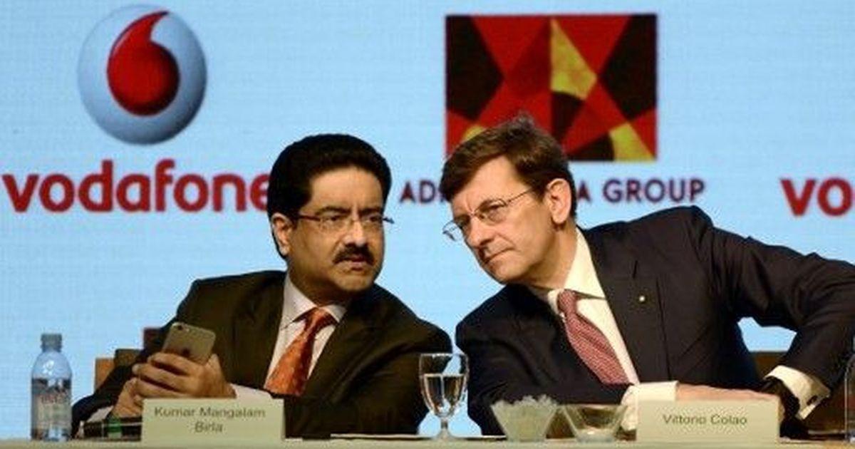 वोडाफोन के सीईओ ने कहा - भारत में कंपनी ढहने के कगार पर