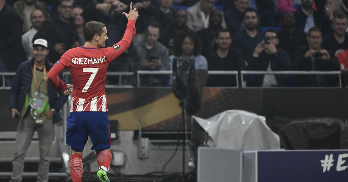 'Not the time to talk about my future': Griezmann dismisses transfer talk after Europa League win