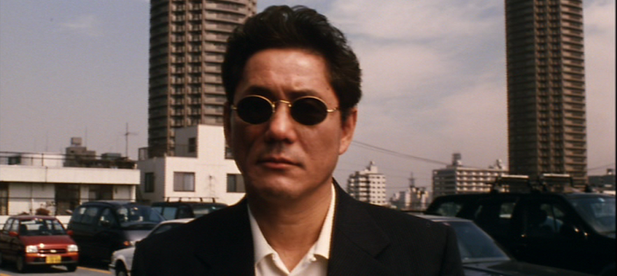 Five-star cinema: Takeshi Kitano's 'Hana-bi'
