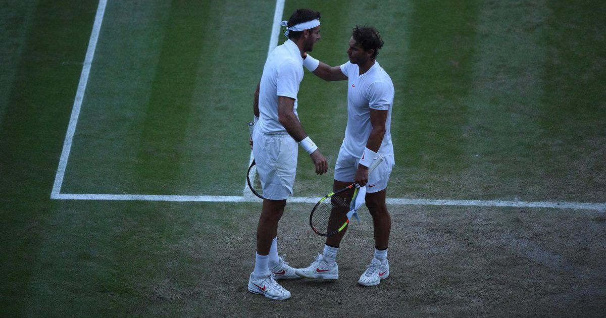 Nadal Sets Up Wimbledon Semi-Final Clash With Djokovic