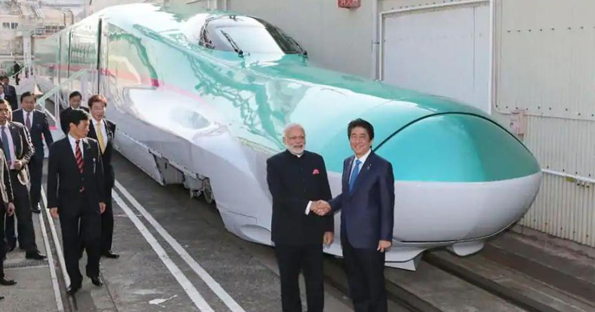 Bullet train project: Gujarat High Court  rejects over 120 farmers' pleas against land acquisition