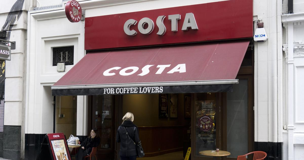 Coca-Cola digs into coffee with $5.1bn Costa purchase