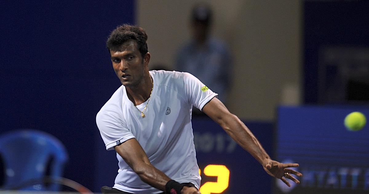 Indian tennis: Sriram Balaji and Saketh Myneni enter Liuzhou Challenger quarters