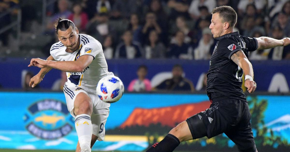 Ibrahimovic nets hat-trick as LA Galaxy register comeback win in seven-goal  thriller 21fb390bb