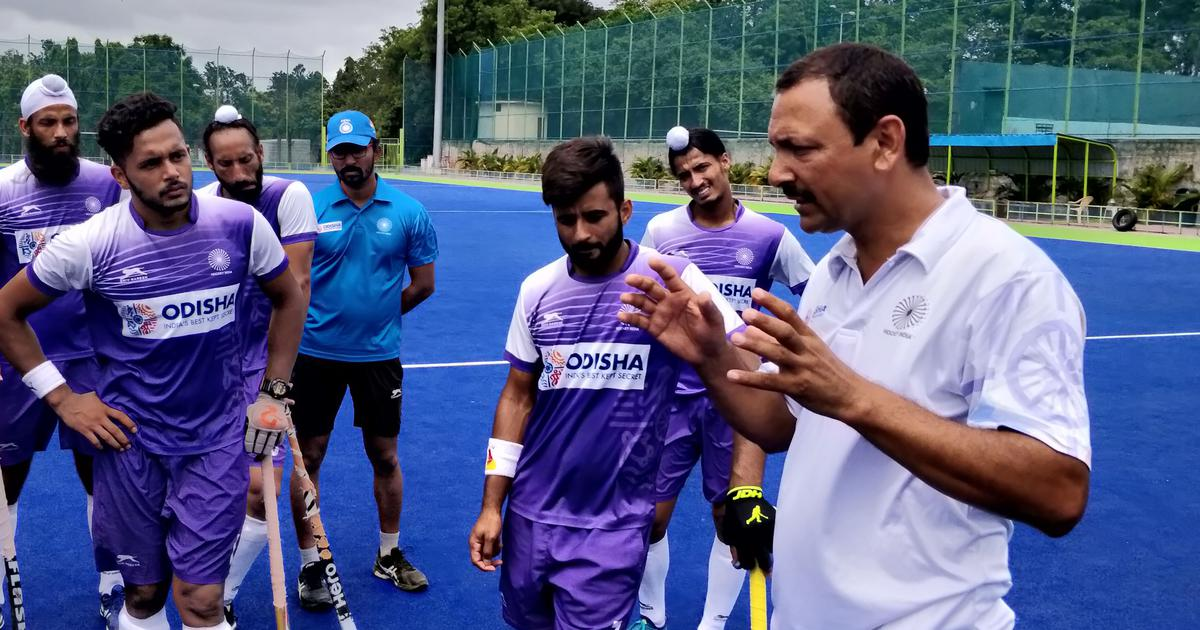 'Everyone attacks, everyone defends': The Harendra Singh version of Total Hockey