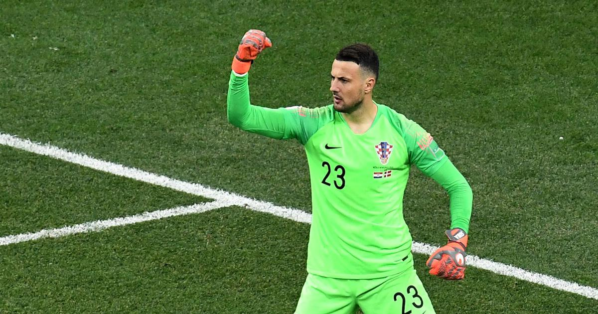 1467455716f Image result for Croatia goalkeeper Danijel Subasic. At the World Cup ...