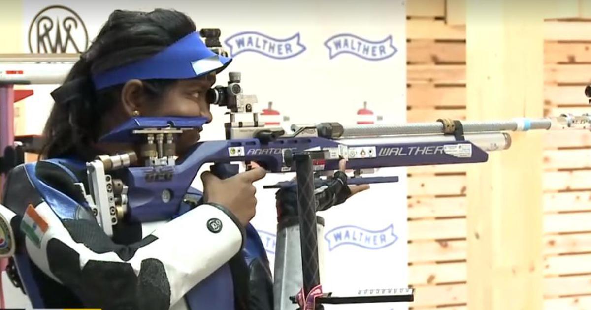 Junior World Cup: India's Elavenil Valarivan, Mehuli Ghosh win 10m air rifle gold and silver