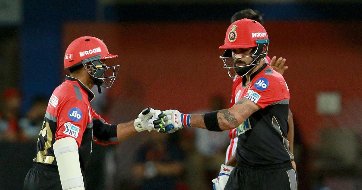 Kohli - Parthiv took RCB to victory. (IANS)