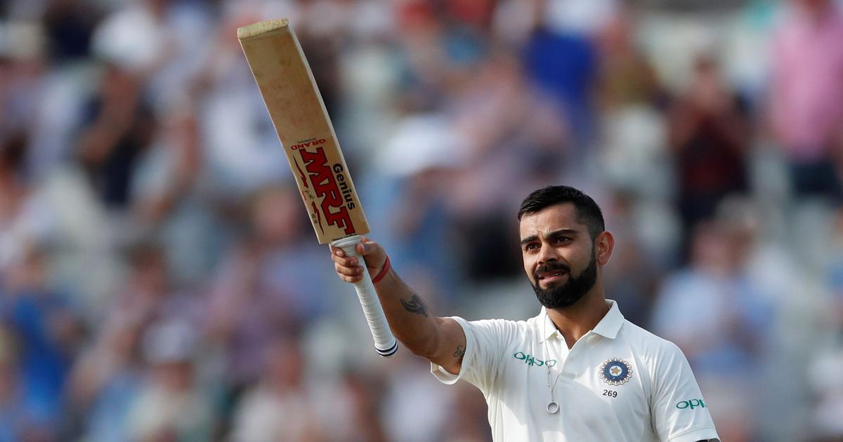 विराट कोहली टेस्ट क्रिकेट में नंबर एक बल्लेबाज बने