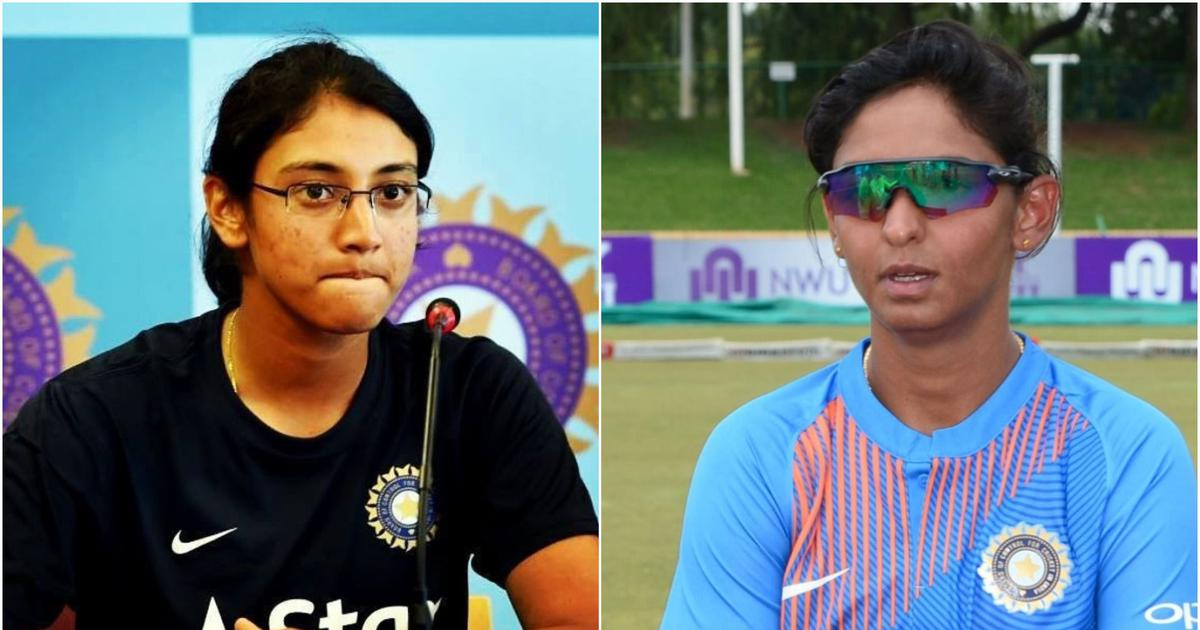Harmanpreet, Smriti to lead teams for women's exhibition T20 game ahead of IPL Qualifier