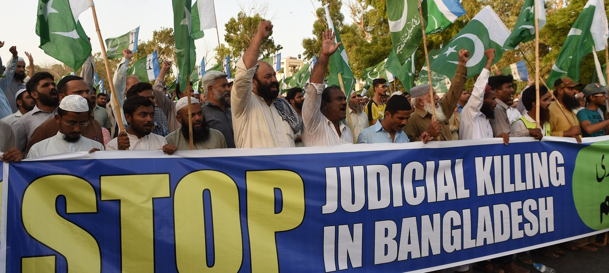 View from Pakistan: The 1971 war crime trials in Bangladesh