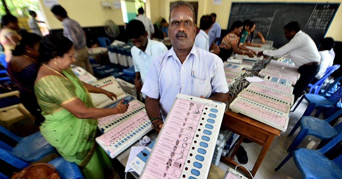 EC to meet 55 parties today, will brief about EVM hacking challenge