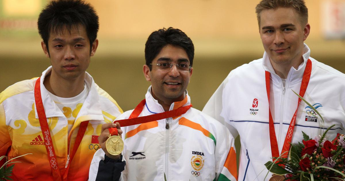 'Satisfaction was the greater celebration': Remembering Abhinav Bindra's Olympic gold, 10 years on