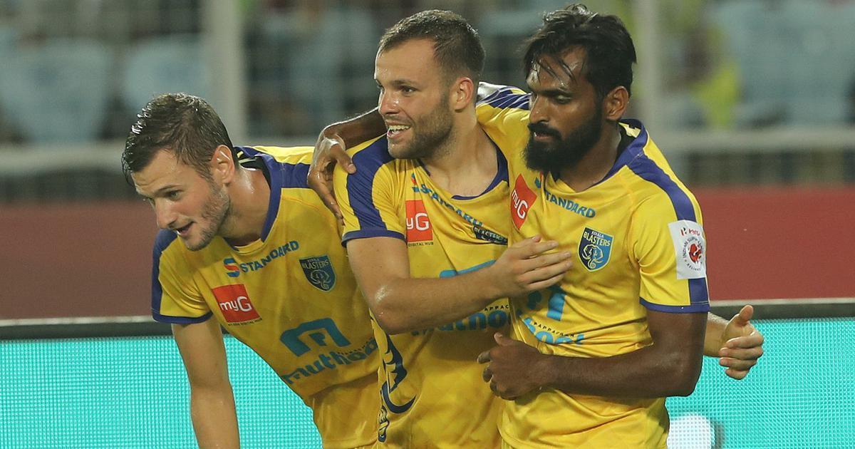 ISL: Defending champions Chennaiyin take on Kerala Blasters in the battle of strugglers