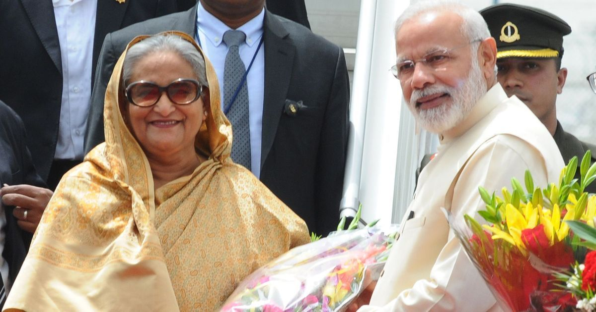 India, Bangladesh inaugurate second cross-border train Bandhan Express