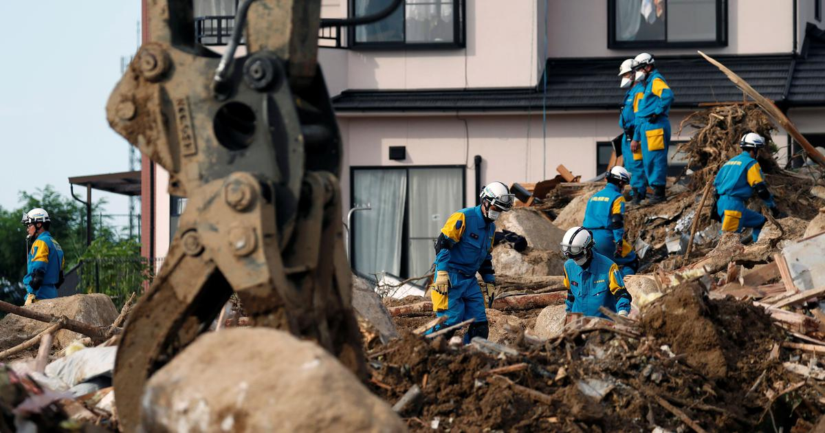 Japan: Toll rises to 179 in flood-related incidents, power and water supply hit