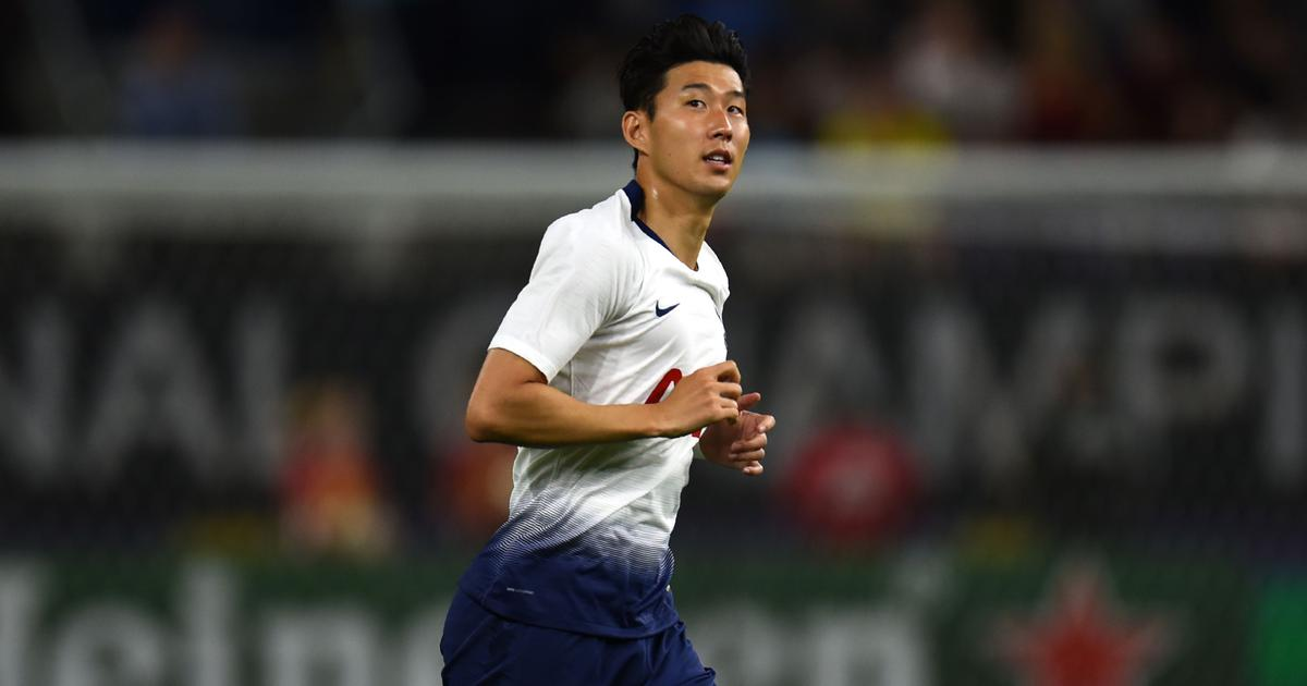 With Premier League suspended, Spurs' Son begins military training in South Korea: Report