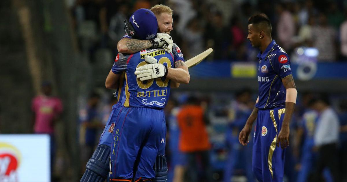 MI vs RR, as it happened: Buttler's brilliant unbeaten 94 takes Rajasthan to seven-wicket win