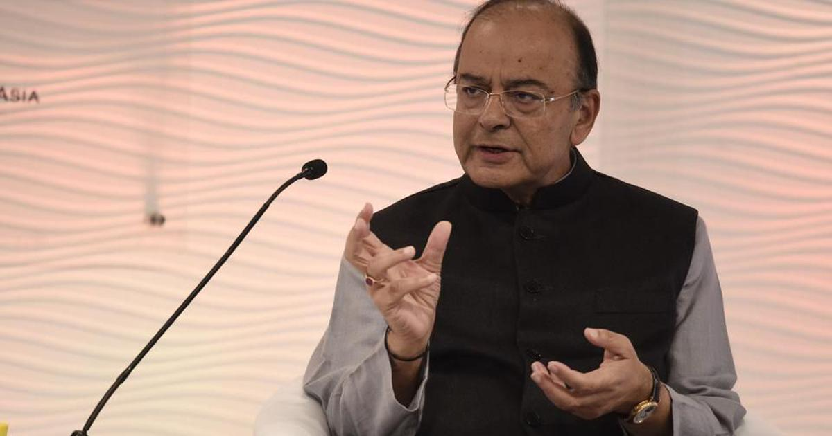 Arun Jaitley: Enough reserves to deal with any undue volatility