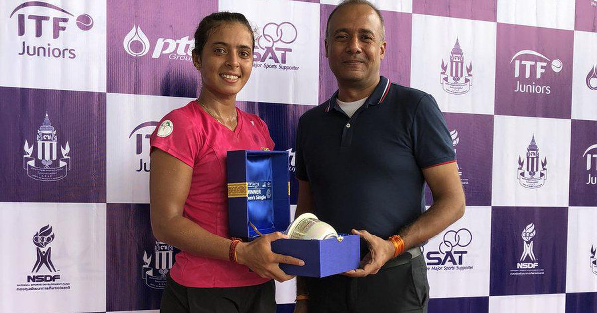 Indian tennis: Ankita Raina lifts second singles title of the year, wins Thailand Open