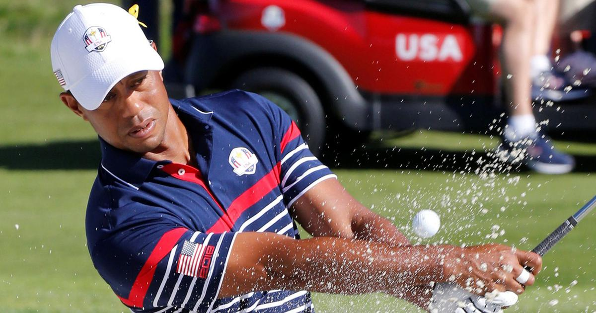 Golf: Struggling with back pain, Tiger Woods skips WGC to prepare for PGA Championship