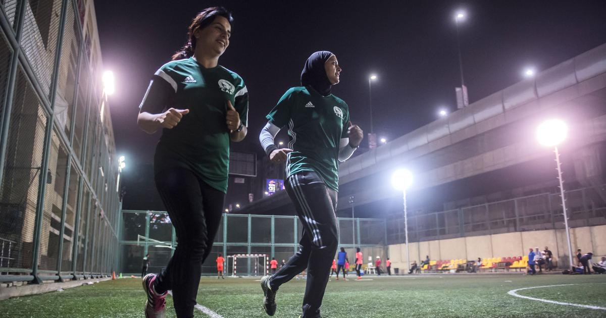 'Our expertise is not inferior to men': Egypt's women football referees seek league promotion