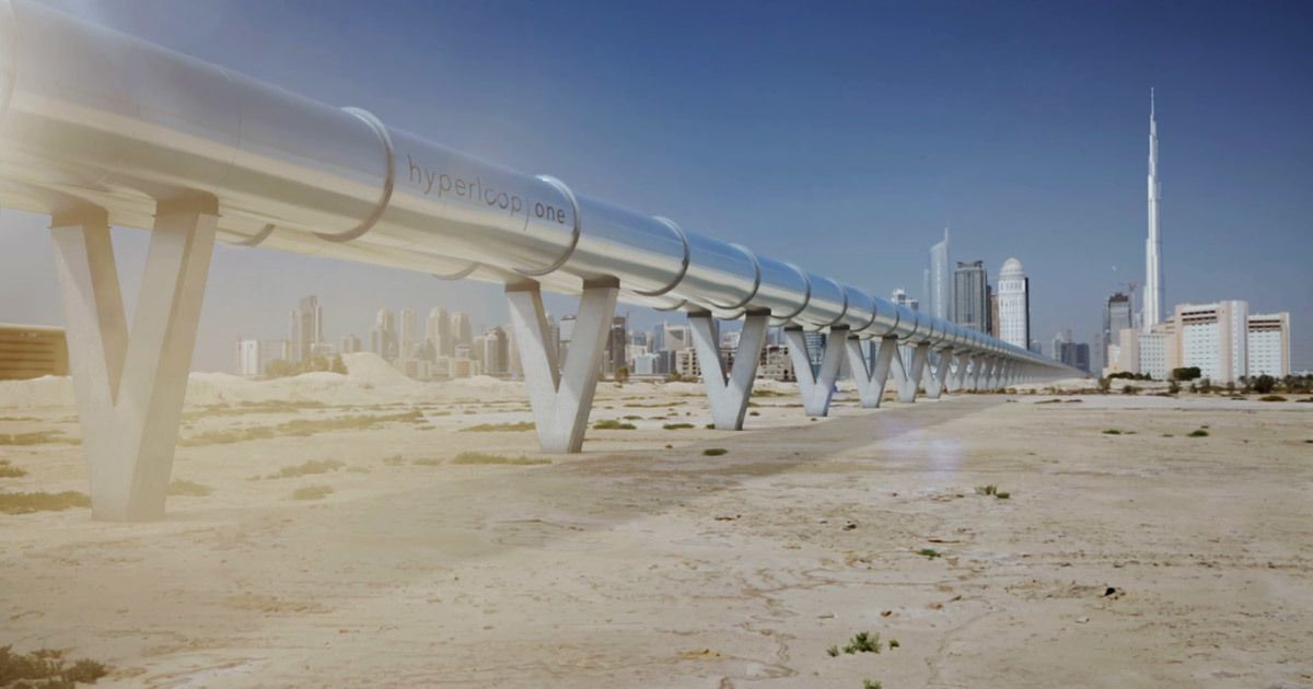 Podcast: Is Hyperloop the transportation of the future or is it just plain hype?