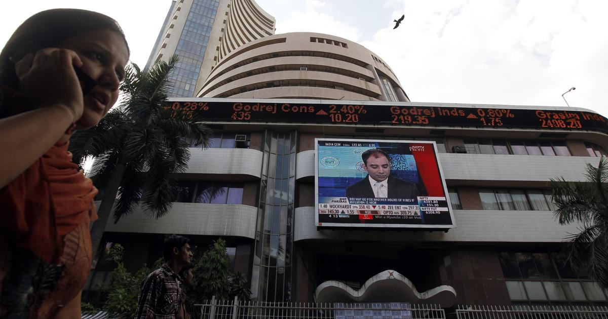 Sensex, Nifty surge after RBI raises interest rates for first time since 2014