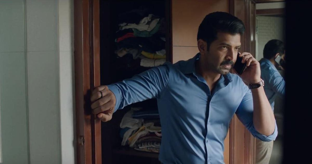 Arun Vijay is at the centre of an unsolved crime in 'Thadam' trailer