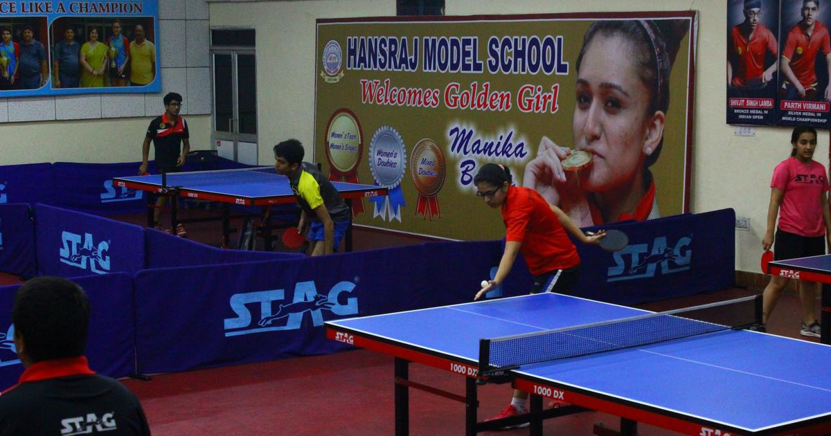The Academy And The Coach Behind Table Tennis Star Manika