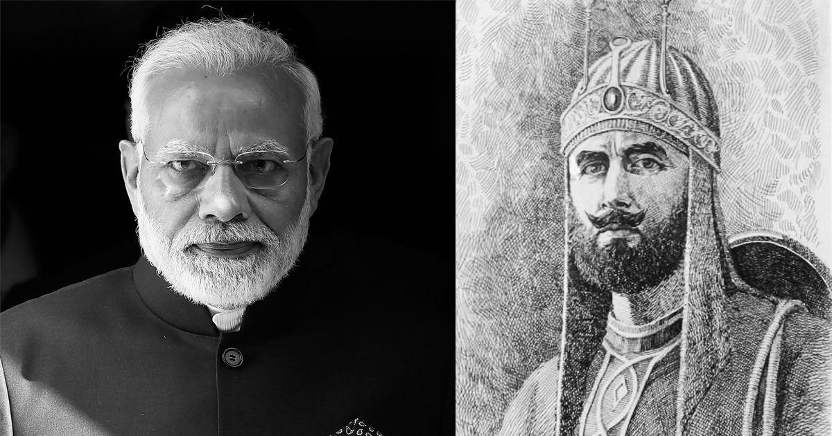 Four years on, Narendra Modi shows he is no Sher Shah Suri