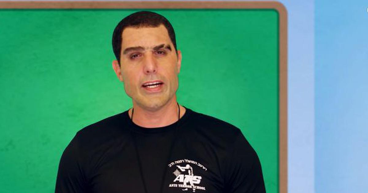 Gun Store Owner Catches Sacha Baron Cohen in the Act
