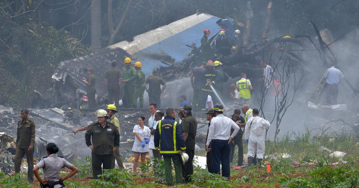 क्यूबा : विमान दुर्घटना में 100 से भी ज्यादा यात्रियों की मौत