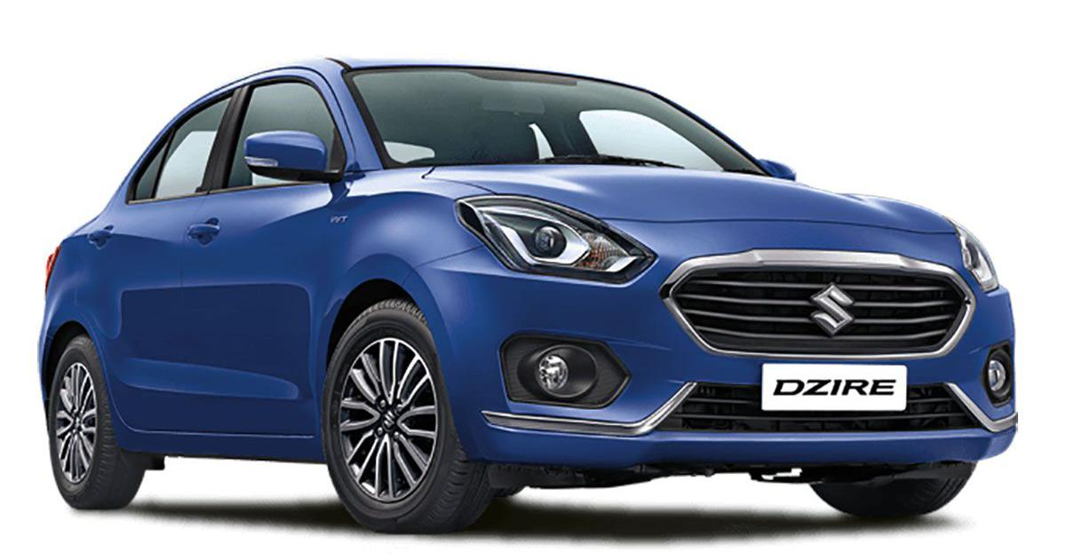Special Edition Maruti Suzuki Dzire launched ahead of festive season
