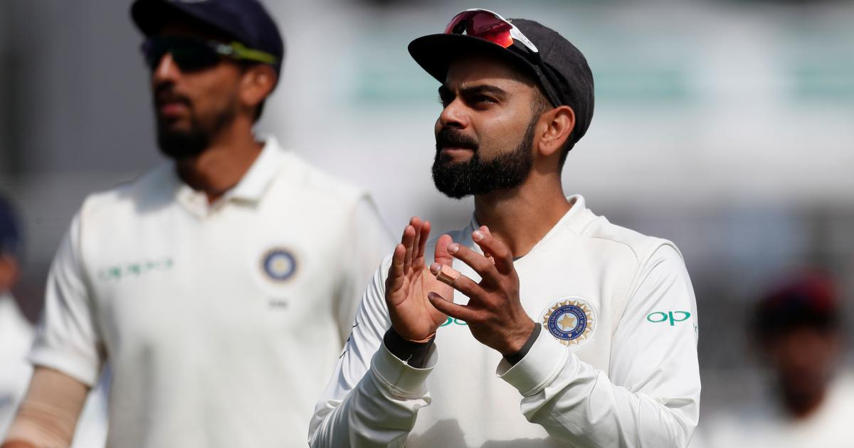Scoreline might be 1-4 but India were not outplayed except at Lord's, says Virat Kohli