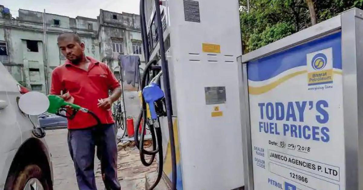 Fuel price hiked again, LPG to cost Rs 502.4 per cylinder