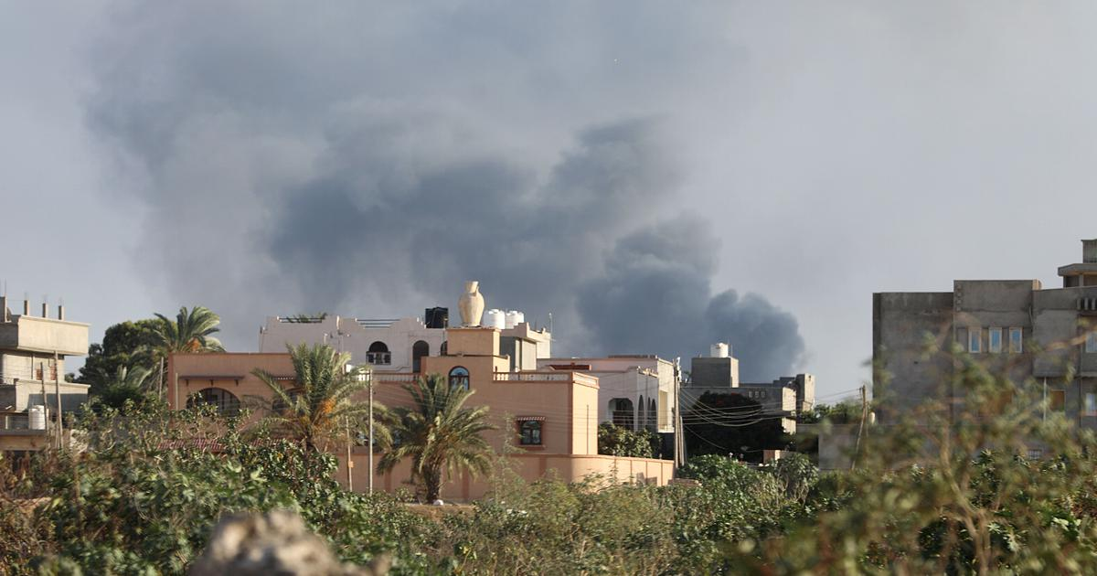 Violence forces Libya to declare state of emergency in Tripoli