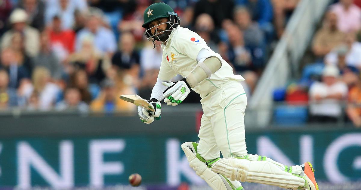 After Australia's escape act in the first Test, Azhar Ali