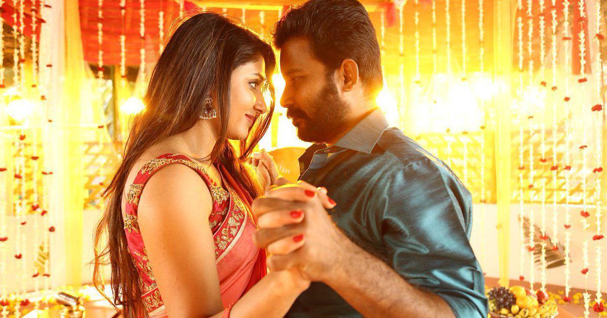 Dinesh is a goofball groom in 'Kalavani Mappillai' teaser