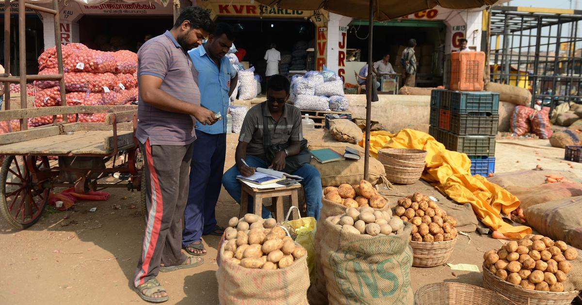 Wholesale price inflation rises to 3.18% due to increase in prices of potato, fruits and fuel